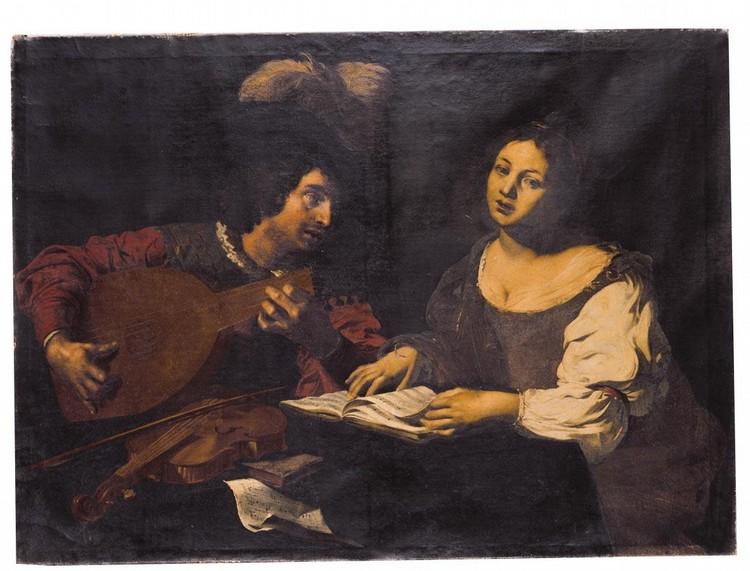 PROPERTY FROM A FAMILY COLLECTION NICOLAS RÉGNIER MAUBEUGE, FLANDERS CIRCA 1590 - 1667 VENICE A