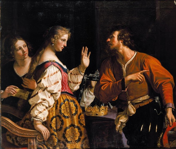 PROPERTY FROM A EUROPEAN PRIVATE COLLECTION GIOVANNI FRANCESCO BARBIERI, CALLED IL GUERCINO CENTO