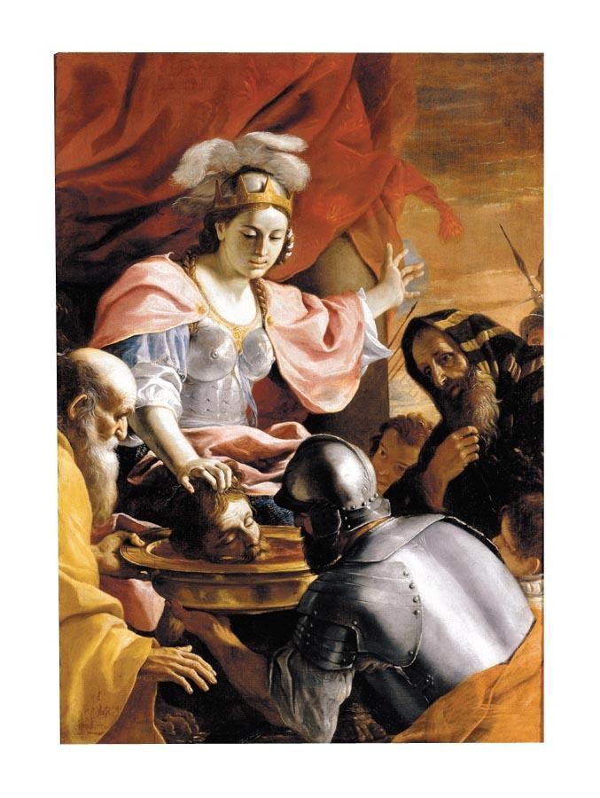 PROPERTY FROM A PRIVATE COLLECTION MATTIA PRETI TAVERNA, CALABRIA 1613 - 1699 VALLETTA, MALTA