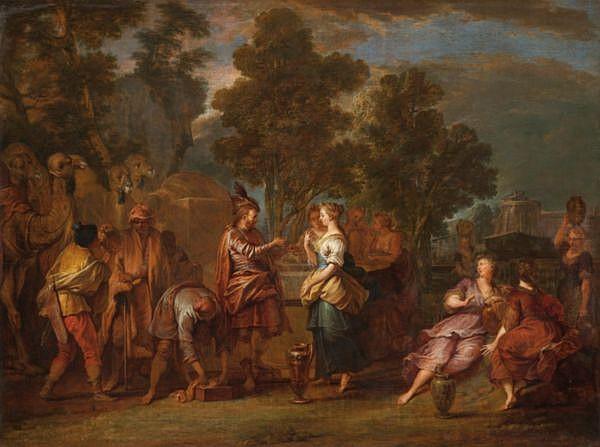 Paintings and Art Trading Cards Set Nicolas Bertin