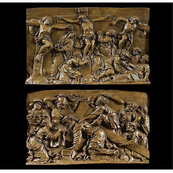 - Circle of Christoph Daniel Schenck (1633-1691)   South German, Upper Rhine, third quarter 17th century
