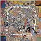 - Bernard Cohen , b. 1933 Painting on a Domestic Theme acrylic on linen   , Bernard Cohen, Click for value