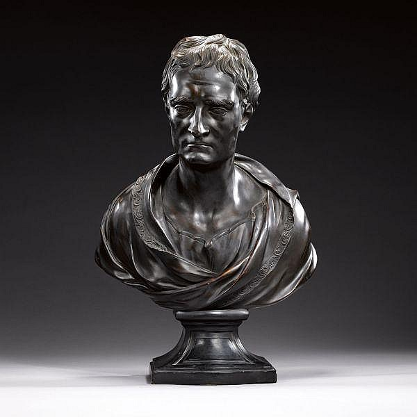 Image result for Sotheby's plaster bust Newton