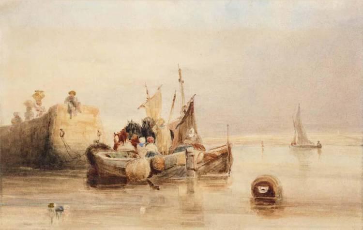 SAMUEL AUSTIN, BRITISH 1796-1834