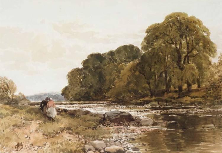 EDMUND MORISON WIMPERIS, BRITISH 1835-1900