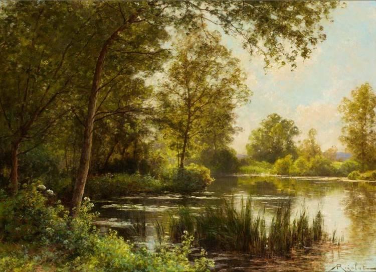 ALBERT RIGOLOT, FRENCH 1862-1932