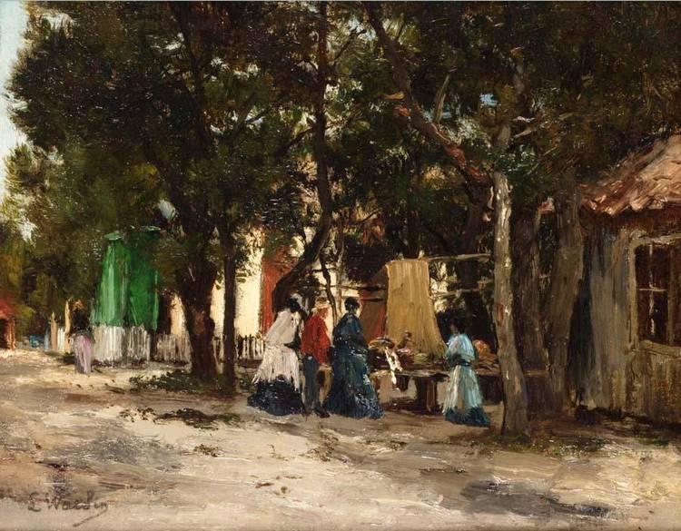 LOUIS-FRANÇOIS-VICTOR WATELIN, FRENCH 1838-1907