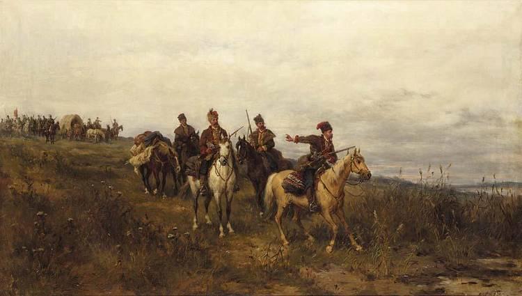 f - LUDWIG GEDLEK, AUSTRIAN 1847-1904