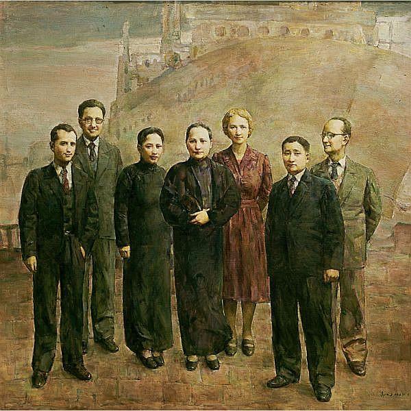 Guo Beiping B. 1949