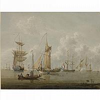 ATTRIBUTED TO MARTINUS SCHOUMAN DUTCH, 1770 - 1848