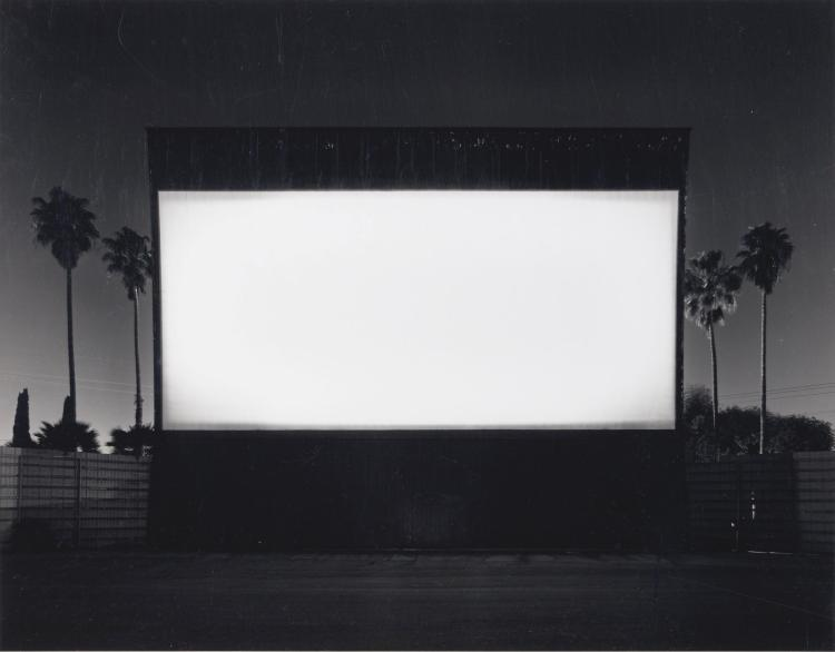 SUGIMOTO HIROSHI | Rosecrans Drive-In Paramount