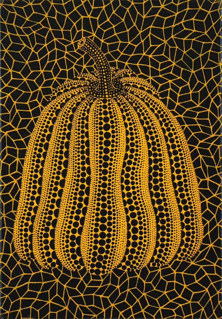 KUSAMA YAYOI | Pumpkin