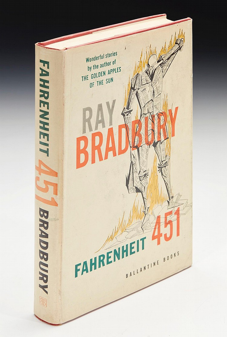losing reality in the novel fahrenheit 451 by ray bradbury Fahrenheit 451, a dystopian novel by ray bradbury, is about future american society where books are outlawed there are several themes in this book that have the potential to become a reality, namely the disconnection from reality.