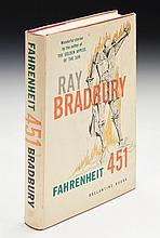 BRADBURY, RAY. FAHRENHEIT 451, 1953 (1 VOL.)