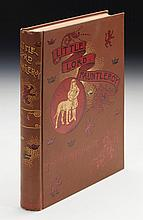 BURNETT, FRANCES HODGSON. LITTLE LORD FAUNTLEROY, 1886 (1 VOL.)
