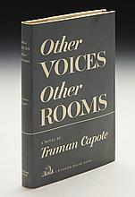 CAPOTE, TRUMAN. OTHER VOICES, OTHER ROOMS, 1948 (1 VOL.)