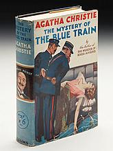 CHRISTIE, AGATHA. THE MYSTERY OF THE BLUE TRAIN, 1928 (1 VOL.)
