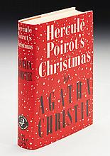 CHRISTIE, AGATHA. HERCULE POIROT'S CHRISTMAS, 1939 (1 VOL.)