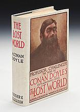 DOYLE, ARTHUR CONAN. THE LOST WORLD, 1912 (1 VOL.)