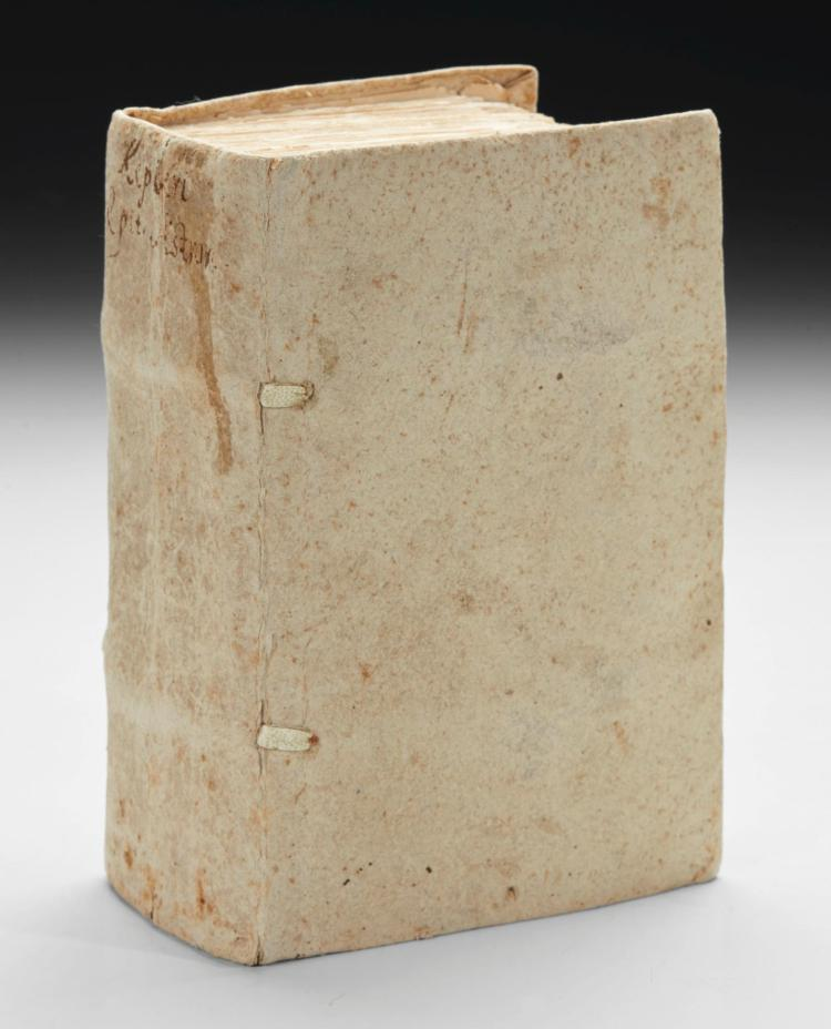 KEPLER, JOHANNES. EPITOME ASTRONOMIAE COPERNICANAE, 1635 (1 VOL.)