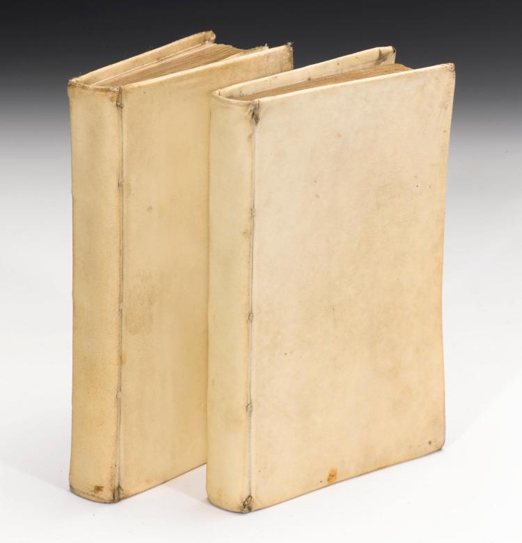 KIDGELL, JOHN. FABLES ORIGINALES...ORIGINAL FABLES, 1764 (2 VOL.)