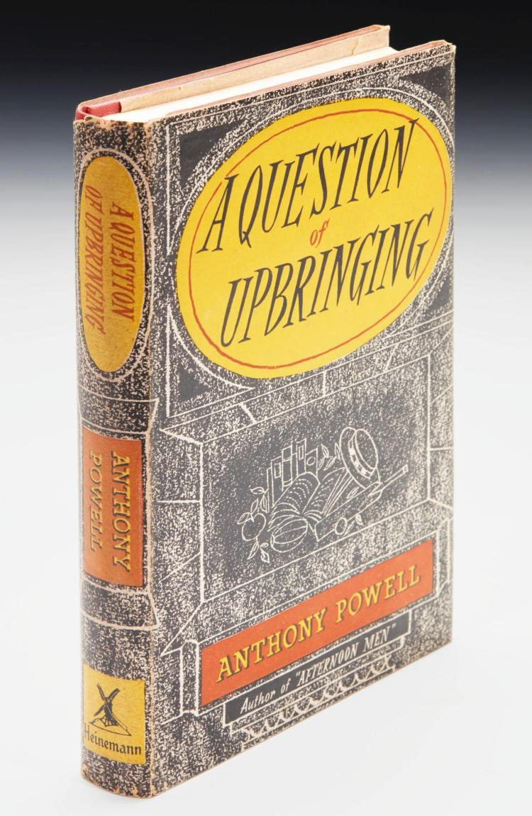 POWELL, ANTHONY. A QUESTION OF UPBRINGING, 1951 (1 VOL.)