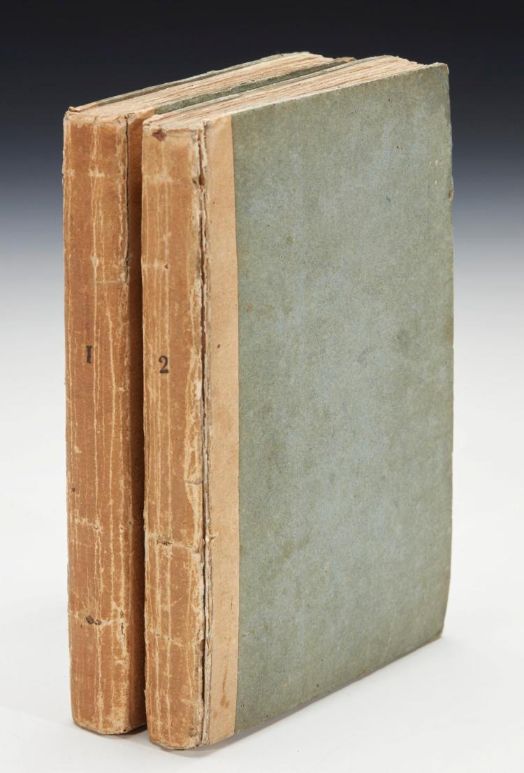 WORDSWORTH, WILLIAM. POEMS, 1807 (2 VOL.)