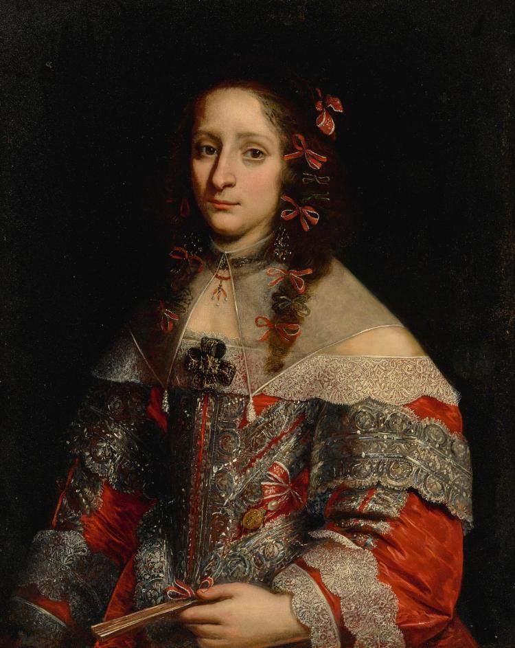 PIER FRANCESCO CITTADINI   Portrait of a Lady