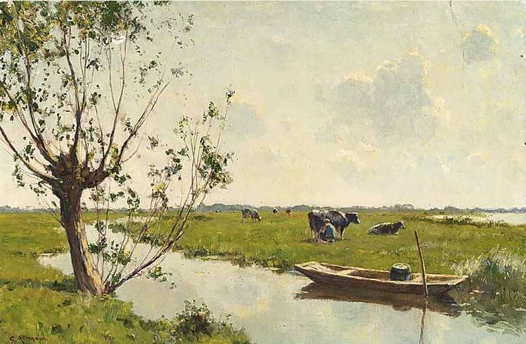 GERARD ALTMANN DUTCH 1877-1940