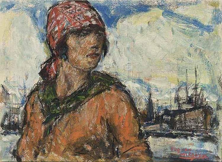 EUGENE VAN MIEGHEM 1875-1930