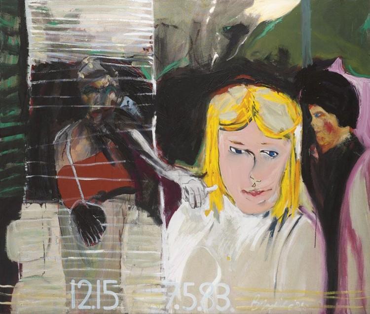 m - BRIAN MAGUIRE B.1951