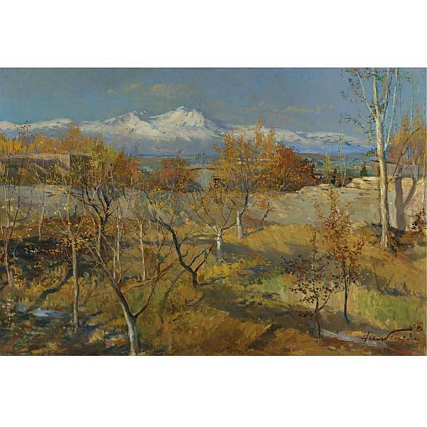 Dmitri Nalbandian , Russian 1906 - 1993 