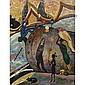 Alexander Kharitonov , Russian 1932-1993 A Stroll ( PROGULKA ), 1959 oil on canvas   , Aleksandr Vasil'evič (1931) Charitonov, Click for value