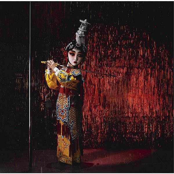 Zhang Peng , b. 1981 Yu Ji chromogenic print