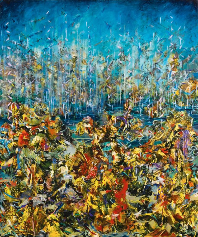 ALI BANISADR | The Shrine