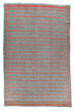 A ZILU KILIM, CENTRAL PERSIA, MID 20TH CENTURY |