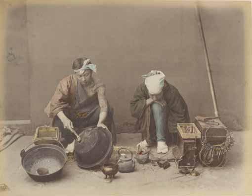 KUSAKABE KIMBEI (ACTIVE 1880S-1912)