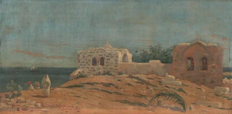 LUDOVIC ALLEAUME 1859-1941