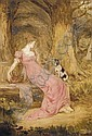 SIR WILLIAM QUILLER ORCHARDSON R.A. 1832-1910, Sir William Quiller Orchardson, Click for value