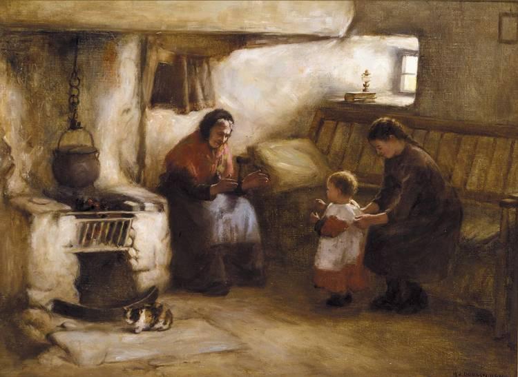 HENRY JOHN DOBSON 1858-1928