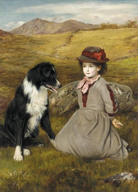 JAMES ARCHER R.S.W. 1824-1904
