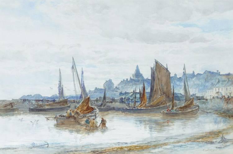 ALEXANDER BALLINGALL 1870-1910