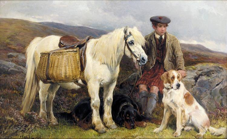 JOHN SARGEANT NOBLE 1848-1896