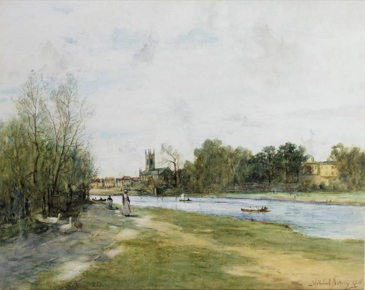 ALEXANDER WELLWOOD RATTRAY 1849-1902
