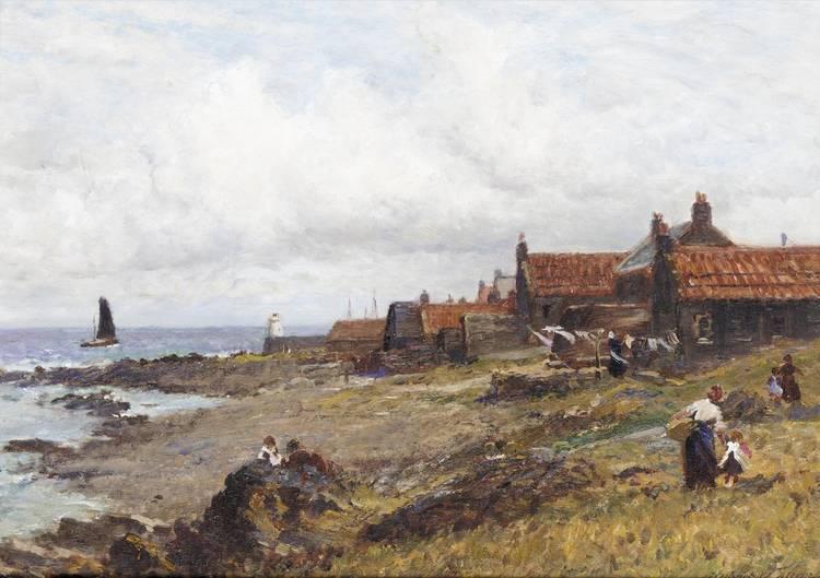 ROBERT WEIR ALLAN, R.S.W. 1852-1942