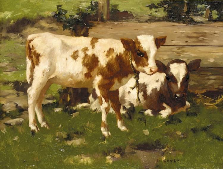 DAVID GAULD, R.S.A. 1865-1936