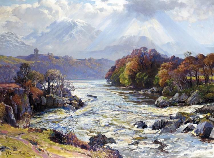 SAMUEL JOHN LAMORNA BIRCH 1869-1955