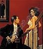 JACK VETTRIANO, O.B.E. B.1951, Jack Vettriano, Click for value