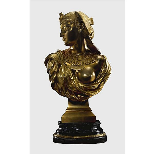 Jean-Alexandre-Joseph Falguiere , French 1831-1900 
