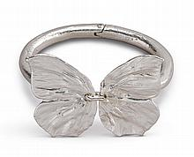 CLAUDE LALANNE   Bracelet Papillon, Grand Modèle